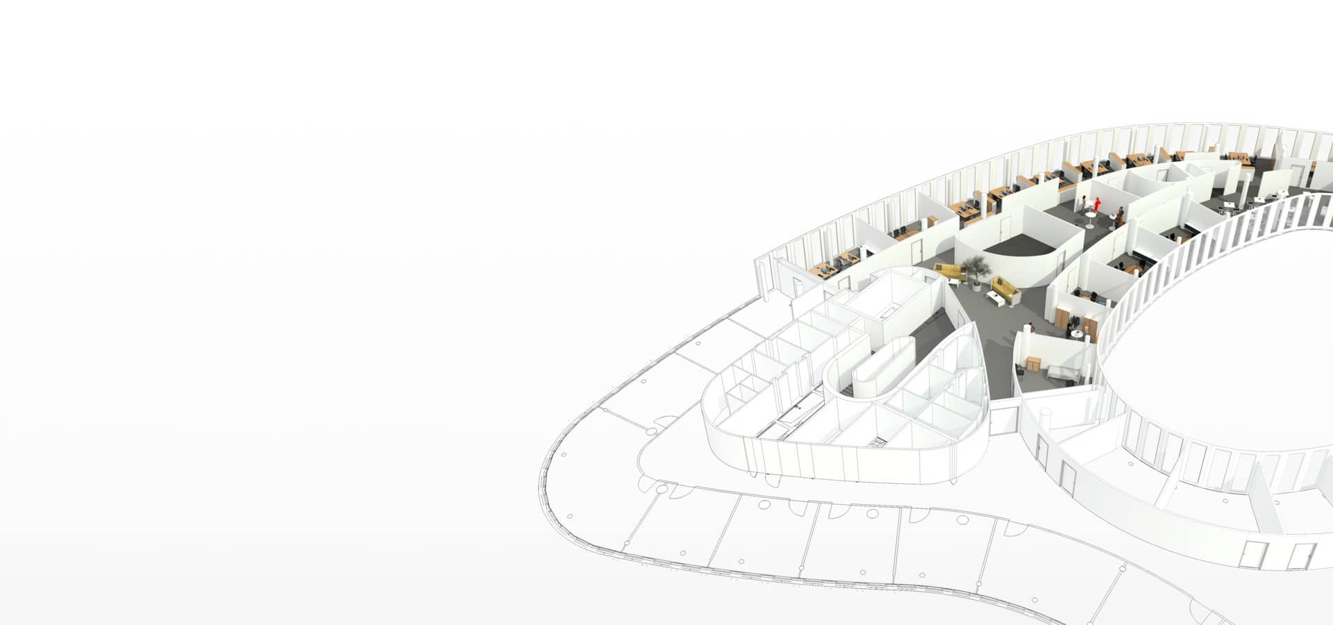 AXEL Space planning